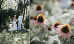 INTIMATE GARDEN WEDDING | Colorado Springs, Colorado  This sweet couple had an absolutely magical venue, that looked like a scene out of Alice In Wonderland. I would have stowed away and liv