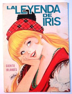 LA LEYENDA DE IRIS - DIBUJO MARIA PASCUAL - - Foto 1