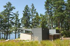 Lopez Island Cabin / Stuart Silk Architects