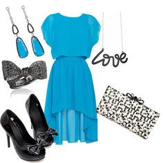 Night out, created by lizzie-boyette on Polyvore