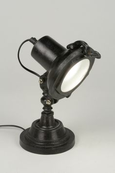1000 images about verlichting on pinterest verandas retro and lamps - Industriele kantoorlamp ...