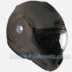 Fancy - Roof Desmo Helmet anthracite - Boxer-Helmets.com - 349.00 €