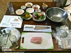 #Ceviche re-inventado   #Foodielogbook #foodiespty #foodietors #foodies   © 2012 Foodie Logbook