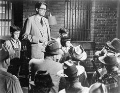To Kill a Mockingbird Quotes   To Kill a Mockingbird Pictures Atticus & the mob outside the jail