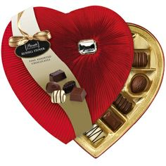 #AvalonValentine My dad used to always give my four sisters and me Russell Stover candy on Valentine's Day growing up!