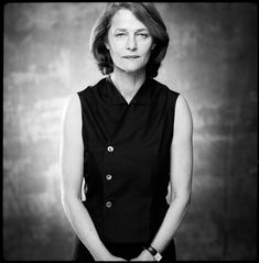 """In """"Charlotte Rampling: The Look,"""" the amazing German fashion photographer Peter Linderbergh says to the eponymous subject of Angelina Maccarone's documentary that he wouldn't be able to look at h..."""