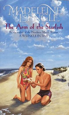 The Arm of the Starfish by Madeleine L'Engle reviewed by Katie Fitzgerald @ storytimesecrets.blogspot.com