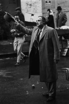 Steve Schapiro [The Godfather]