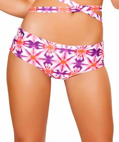 Kaleidoscope Light-Up Shorts