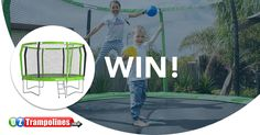 Oz Trampoline Competition Competition Giveaway, Giveaways, Family Guy, Griffins