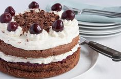 Want to find the perfect recipe, or need advice on how to cook with certain foods? Tesco Real Food offers of recipes and cooking videos to help you out. Black Forest Torte Recipe, Black Forest Cheesecake, Tesco Real Food, Cooking Videos, Something Sweet, Perfect Food, Meals, Ethnic Recipes, Desserts
