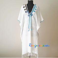 Rengarenkoku beyaz bambu peştemal elbise.Lütfen fiyat bilgisi ve siparişleriniz için rengarenkoku@gmail.com adresine e- posta yollayınız.instagram adresimizden ya da  facebook sayfamızdan tasarımlarımızı izleyebilir, mesaj yollayabilirsiniz.