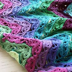 Brighton Blanket (Free Pattern)