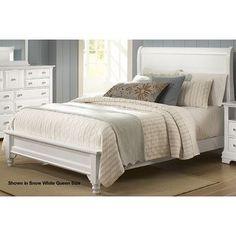Darby Home Co Leontine Footboard Size: King, Finish: Cherry