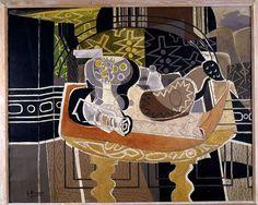 Groups / Artist Palette Challenge / Conversations / APC #66 Georges Braque :: COLOURlovers