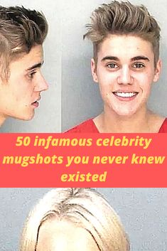 Celebrity mug shots are quite intriguing because they make us realize that these famous people are human, too. They too commit mistakes and get arrested from time to time, despite being in Hollywood. The following slides are 50 celebrity mug shots that will make you see your favorite celebrities in a different light.