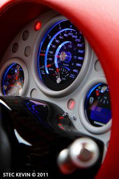 inside Koenigsegg CCX