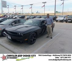 #HappyBirthday to Trena L Hicks from Bobby Crosby  at Dodge City of McKinney!