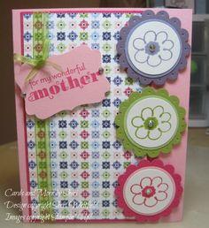 Handmade #Mothers #Day Card by CardsAndMoreBySheri on Etsy, $3.50