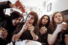 Sticky Fingers – Australia Street - One A Day Sticky Fingers Band, Velvet Sky, Hearing Aids, Indie Music, These Girls, Cool Bands, Role Models, Beautiful People, Cool Photos