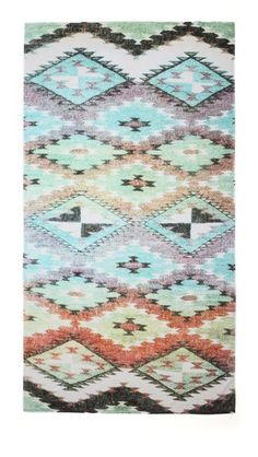 Mesa Diamond beach towel (Fresco Towels)