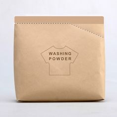 Tear Off A Scoop - Eine clevere Waschmittel-Verpackung - KlonBlog