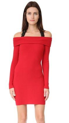 MOSCHINO Moschino Bow Shoulder Dress. #moschino #cloth #dresses ...