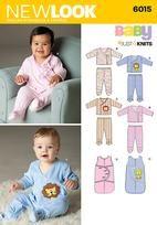 Baby sleeping bag pattern