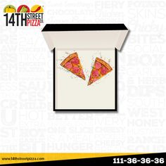 Happy Pakistan Day! :) ‪#‎14thStreetPizza‬ ‪#‎OriginallyYours‬ ‪#‎NewLook‬ ‪#‎PakistanDay‬  Call Now 111-36-36-36 or Visit www.14thstreetpizza.com
