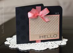 Versamark dots and more embossing