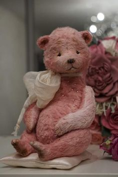 Dusty Rose By Victoria Makarova - Bear Pile