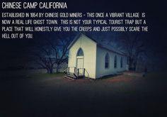 chinese camp California