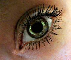 my green eye #love #eyes