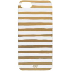 New Rifle Gold Stripe iPhone Case