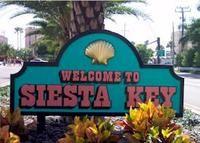 Welcome to Siesta Key, Florida