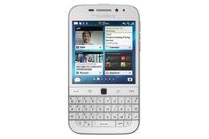 Tin mới di động: BlackBerry Classic phiên bản màu trắng được ra mắt...