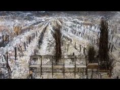 Anselm Kiefer: Neoexpresionismo, simbolismo y filosofía – Trianarts Anselm Kiefer, Contemporary Landscape, Contemporary Artists, Statues, Online Art School, Franz Kline, Painting Snow, List Of Artists, Artwork Images