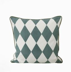 Modern Decorative Geometric Velvet Pillow Covers (22 Patterns)