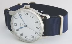 Stowa Marine on a navy NATO strap.