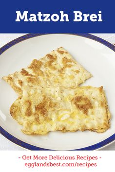 A great breakfast dish to start off your day! #EBeggs #Breakfast #Passover #Recipe