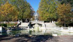 Fontaine du parc Darcy à Dijon © Guillaume Piolle / CC BY 3.0