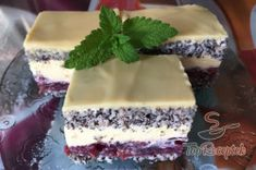 Czech Recipes, Izu, 20 Min, Mousse, Cherry, Food And Drink, Lady, Honey, Kitchen