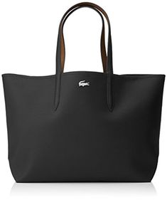 Lacoste Anna Shoulder Bags 2017 # 2017 bag-a-main. Nike School Backpacks, Cute Backpacks, Travel Handbags, Tote Handbags, Lacoste Bag Women, Sac College, College School, My Bags, Purses And Bags