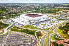 Arena Pernambuco Recife Stadium 2014 World-Cup