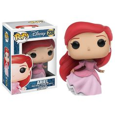 Funko Disney Little Mermaid POP Ariel Vinyl Figure - Radar Toys