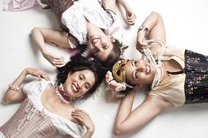 Georgianna - This is a girl band that play the long-forgotten songs of the 18th century pleasure gardens, perfect for 18th century themed events.