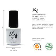 FOCALLURE 10Pcs 6ML The Wedding Colors Palette Set Nail Art UV Gel Nail Polish Soak Off. Click visit to buy #Nail #Tool #NailTool