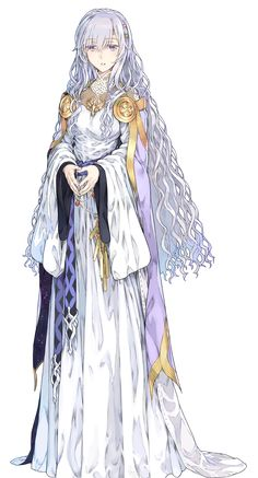 Deirdre (Fire Emblem Heroes) from Fire Emblem: Genealogy of the Holy War