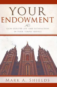 Your Endowment - Kindle edition by Mark Shields. Religion & Spirituality Kindle eBooks @ Amazon.com.