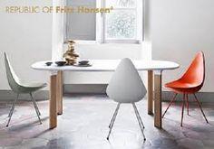 「Arne Jacobsen Drop Chair」の画像検索結果